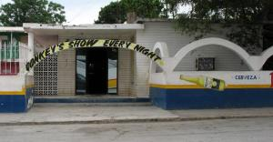 Donkey-bar